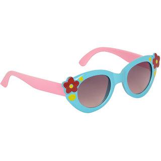 Stoln Girls Skyblue Cat-Eye Sunglass-1205-2224-01