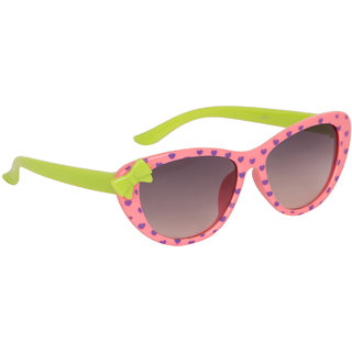 Stoln Girls Pink Bow Sunglass-1209-2224-07