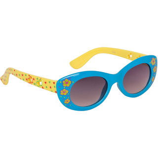 Stoln Girls Blue Cat-Eye Sunglass-1219-04