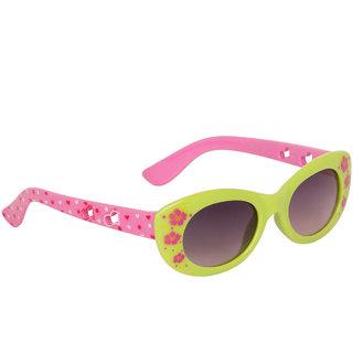 Stoln Girls Green Cat-Eye Sunglass-1219