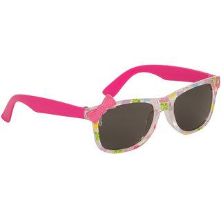 Stoln Girls Pink  Bow Sunglass-148-5-5147-01