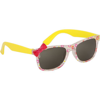 Stoln Girls Pink  Bow Sunglass-148-5-5147-03
