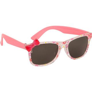 Stoln Girls Pink  Bow Sunglass-148-5-5147-04