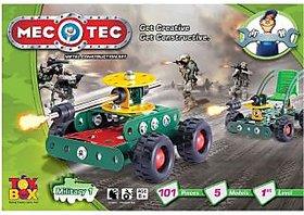 Toysbox Mec O Tec Military No.1
