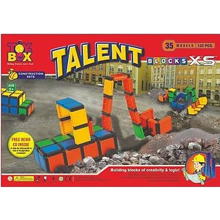 Talent Block Xs With Cd