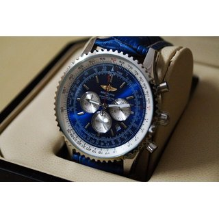 Want Swiss Made Breitling Navitimer Chronograph Limited Watch At Only 6999
