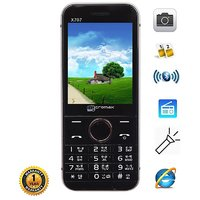 Micromax X707 Dual Sim GSM Multimedica Camera Mobile Ph