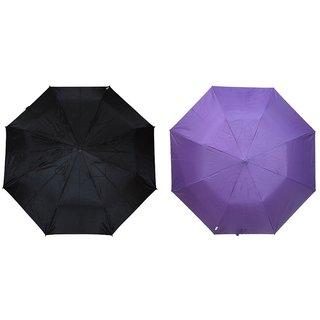 Fendo Auto Open Nylon Fabric Multicolor Combo Umbrella Gorgeous