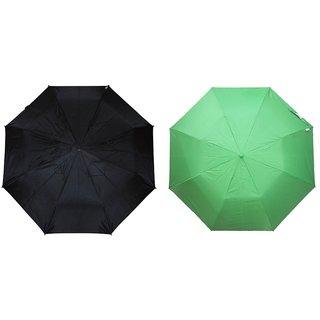 Fendo Auto Open Nylon Fabric Multicolor Combo Umbrella Grand