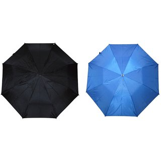 Fendo Auto Open Nylon Fabric Multicolor Combo Umbrella Ideal