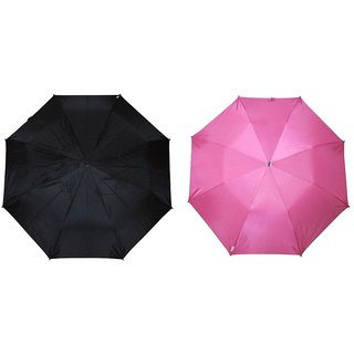 Fendo Auto Open Nylon Fabric Multicolor Combo Umbrella In The Mainstream
