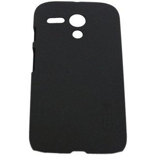 Nillkin Super Frosted Hard Back Cover Case For Motorola XT1032 MOTO G - Black