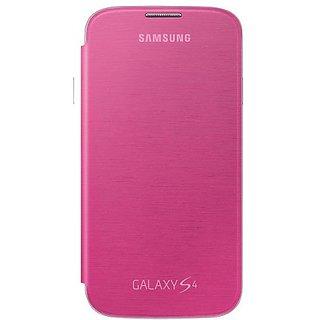 Samsung Galaxy S4 Flip Case - Pink