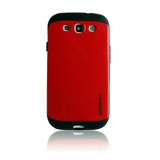 Spigen SGP Slim Armor case for Samsung Galaxy SIV/i8552 - Red