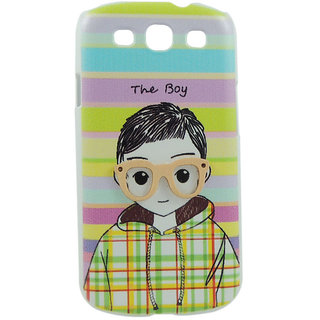 Kelpuj Boy  Back cover  for Samsung Galaxy Grand Duos 9082