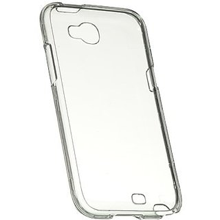 Rka Crystal Clear Transparent Hard Back Case Cover For Samsung Galaxy Note 2 N7100