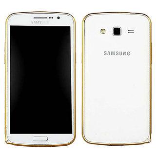 Bumper Case for Samsung Galaxy S4 i9500 - Golden