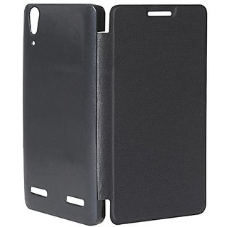 Lenovo A 6000 flip cover black