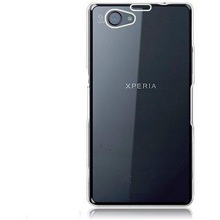 Xperia Z1 transparent case by iCopertina