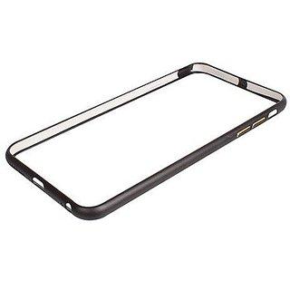 Aluminium Metal Bumper case for Iphone 6 Plus-Black