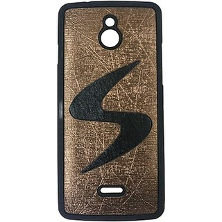 watch 2e7a3 5bbe2 INFOCUS M2 Back Cover Case ( Brown - Black)