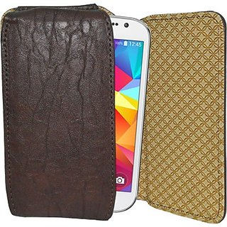 Totta Holster for Samsung Galaxy Core II (Brown)