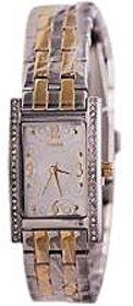 Timex Quartz White Dial Women Watch-TW000Y705