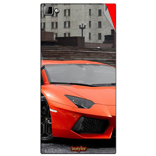 Instyler Mobile Skin Sticker For Xolo 8X1000 MSXOLO8X1000DS10027