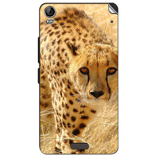 Instyler Mobile Skin Sticker For Xolo 8X-1020 MSXOLO8X-1020DS10023