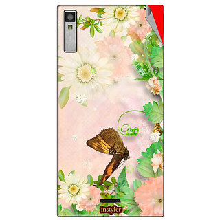 Instyler Mobile Skin Sticker For Xolo Q600S MSXOLOQ600SDS10044