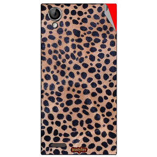 Instyler Mobile Skin Sticker For Xolo A 600 MSXOLOA600DS10158