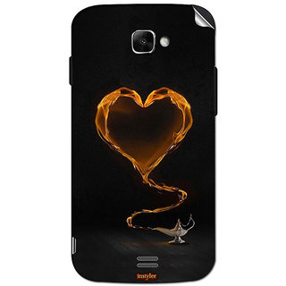 Instyler Mobile Skin Sticker For Xolo Q1000 Opus MSXOLOQ1000OpusDS10130