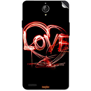 Instyler Mobile Skin Sticker For Xolo Q1100 MSXOLOQ1100DS10121