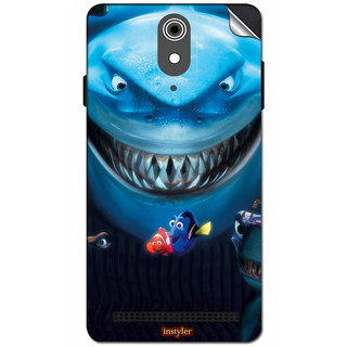 instyler Mobile Skin Sticker For Xolo Q1010I