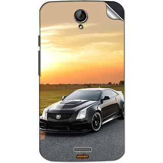 instyler Mobile Skin Sticker For Xolo Q600