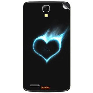 Instyler Mobile Skin Sticker For Xolo Q700 MSXOLOQ700DS10119