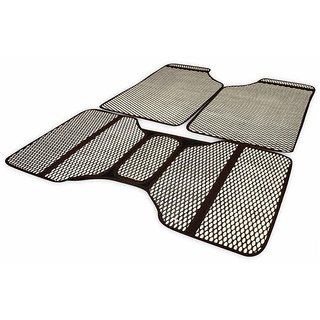 Takecare Odurless Beige Floor Mat Forford Fiesta Classic