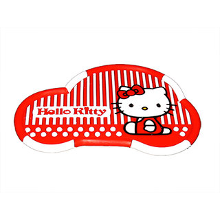 TAKECARE HELLO KITTY NON SLIP PAD  FOR MARUTI WAGON R OLD 2010-2015