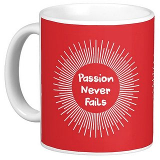 Giftcart - Be Passionate Mug