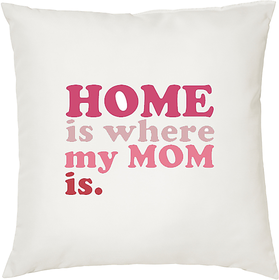 My Mom  ShopTwiz Printed Cushion Cover 12 Inch ( Cushion Included )