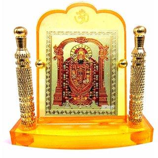 Takecare Tirupati Balaji Temple For Toyota Fortuner New 2014-2015 Type-3