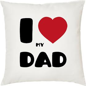 My Dad  ShopTwiz Printed Cushion Cover 12 Inch ( Cushion Included )