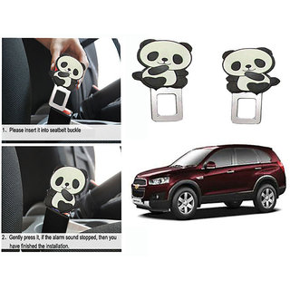 Takecare Safety Seat Belt Buckle Alarm Stopper Clip Clamp For Chevrolet Sail