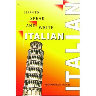 Learn to Speak and Write Italian