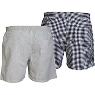 Careus MenS Cotton Boxers (Pack Of 2)