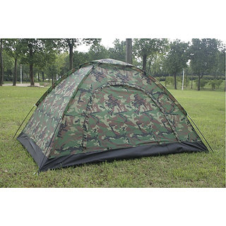 PICNIC HIKING CAMPING TENT FOR 4 PERSON-CF