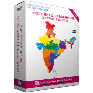 All India Email Database 60 Crore Record