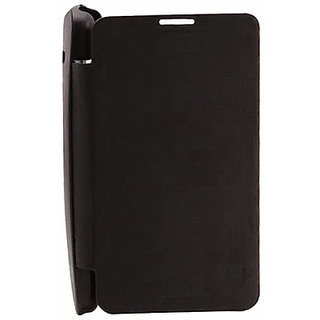 Micromax A092 Flip Cover Black
