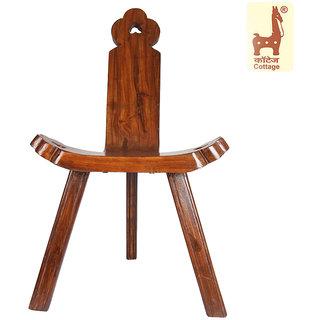 Cottage Emporium 3Leg Chair Rack 4Ft 22 Sheesham Wood