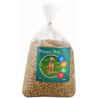 Happy Dog Pet Food, 3 Kg